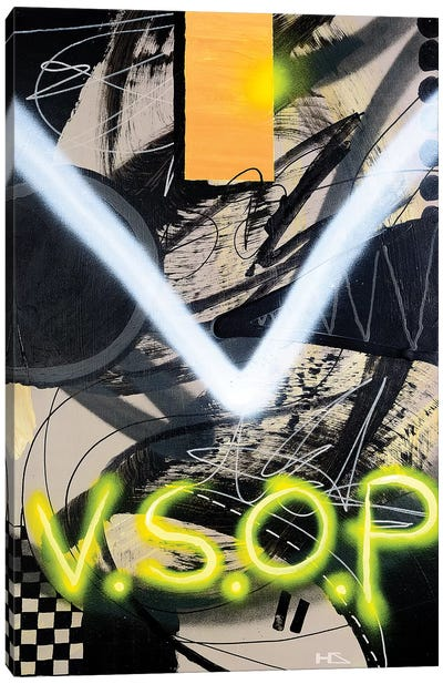 V.S.O.P Canvas Art Print