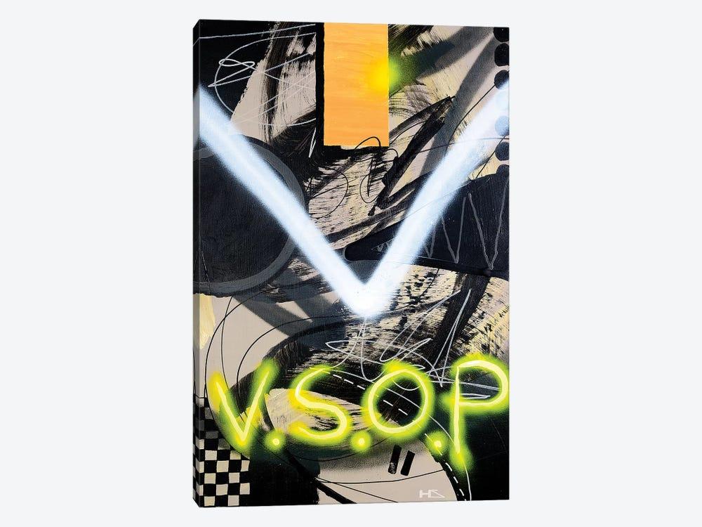 V.S.O.P by Harry Salmi 1-piece Canvas Art
