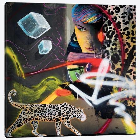 Wild Hearts Canvas Print #HAS25} by Harry Salmi Canvas Art Print