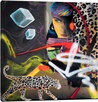 Wild Hearts Canvas Art Print