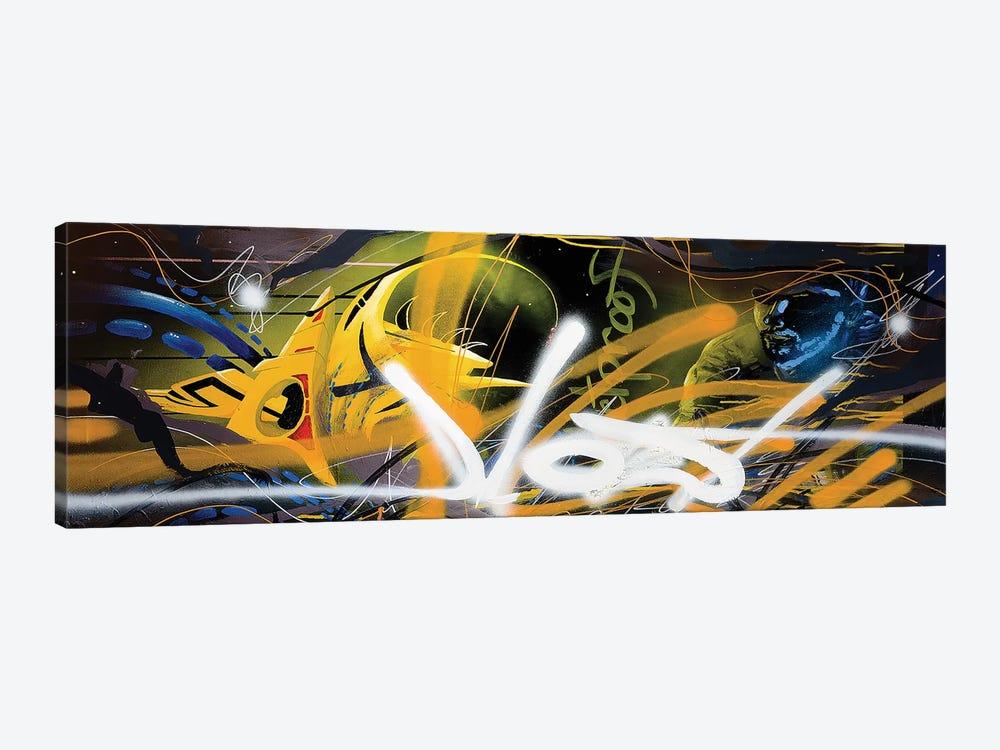 Bulletproof by Harry Salmi 1-piece Canvas Wall Art