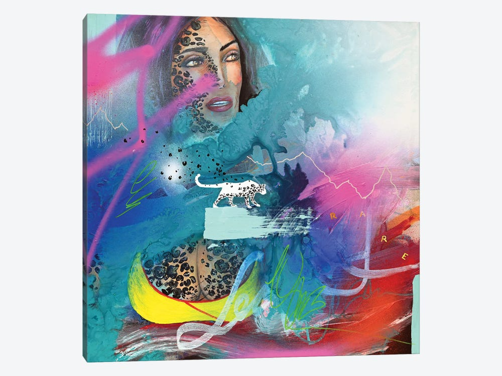 Metamorphosis 1-piece Canvas Wall Art