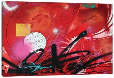 The Symphony Of Life Canvas Art Print