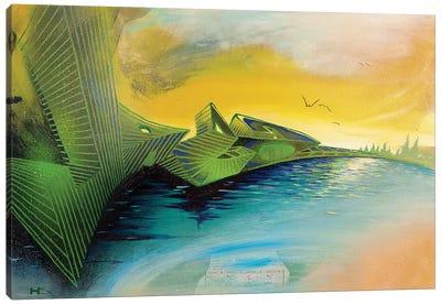Dawn Canvas Art Print