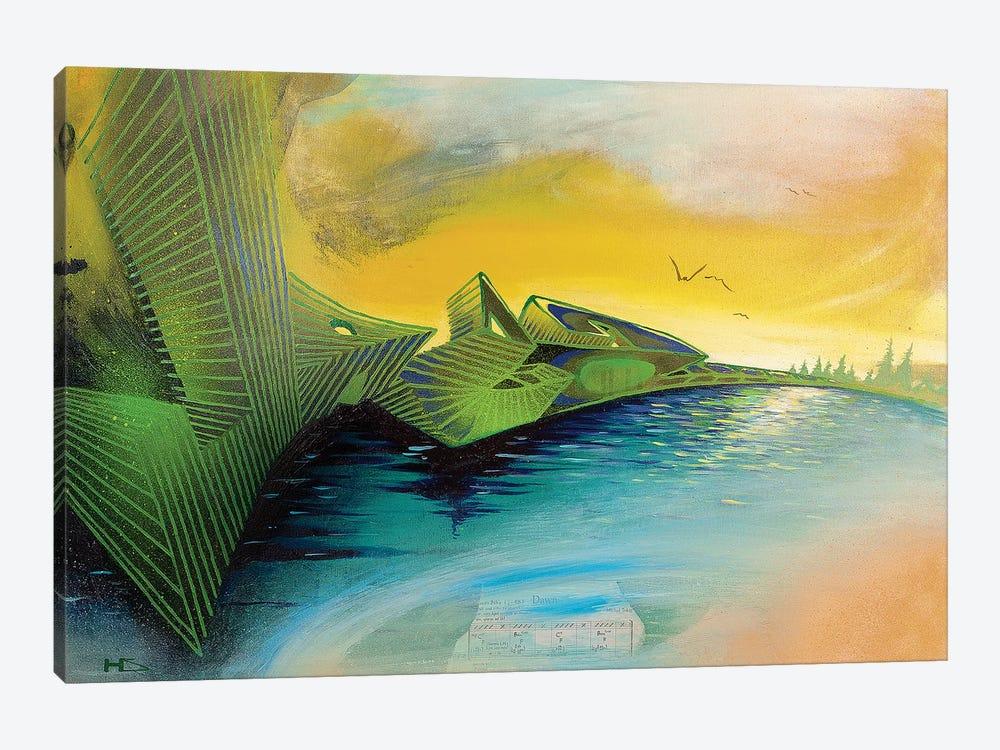 Dawn by Harry Salmi 1-piece Art Print
