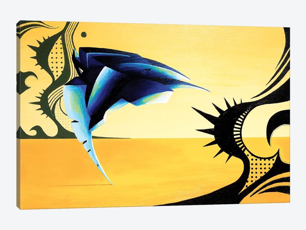 Focus On Jazz by Harry Salmi 1-piece Canvas Wall Art
