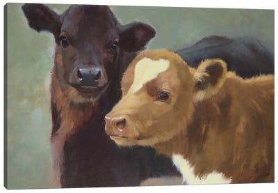 Farm Pals II Canvas Art Print
