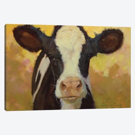 Farm Pals III Canvas Print #HAW9} by Carolyne Hawley Canvas Art Print
