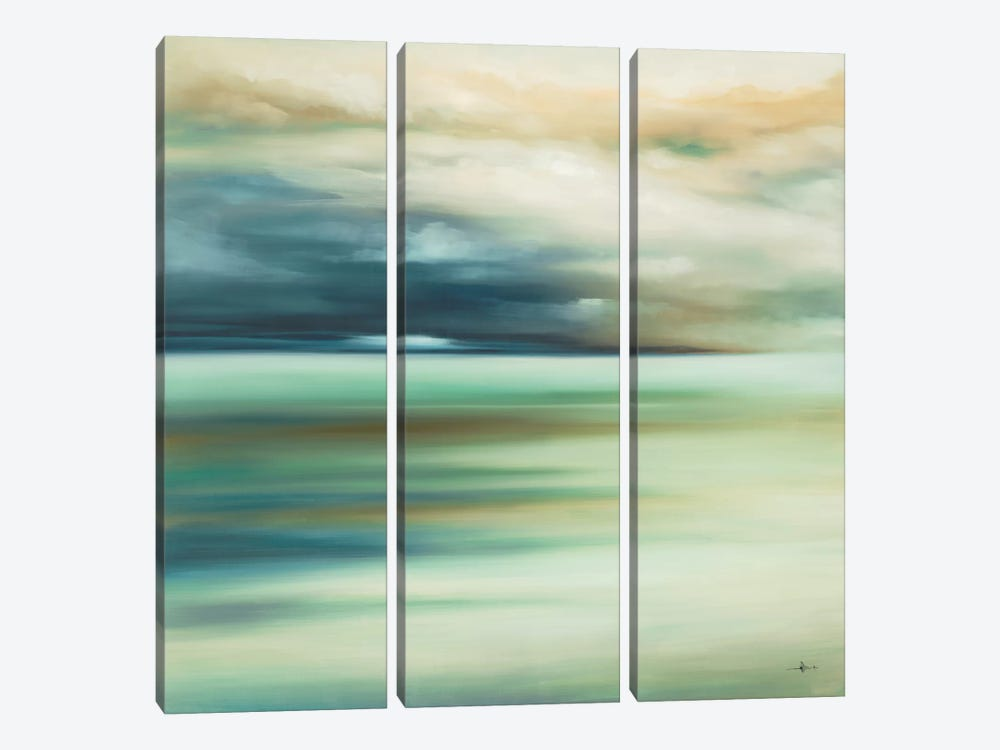 Scape 108 by KC Haxton 3-piece Art Print