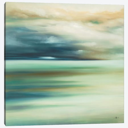 Scape 108 Canvas Print #HAX10} by KC Haxton Canvas Artwork