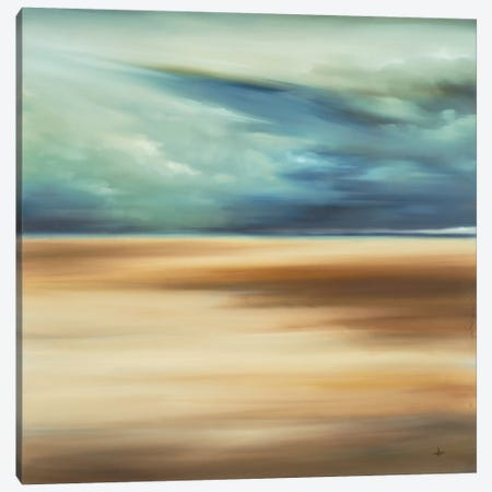 Scape 109 Canvas Print #HAX11} by KC Haxton Canvas Artwork