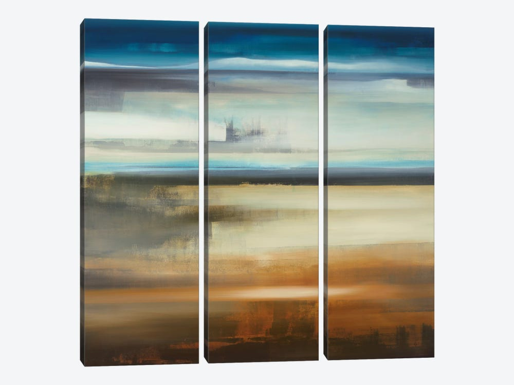 Scape 200 by KC Haxton 3-piece Canvas Wall Art