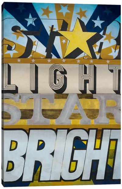 Star Light Star Bright Canvas Art Print