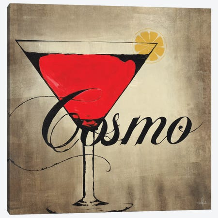 Cosmo Canvas Print #HAX19} by KC Haxton Canvas Art