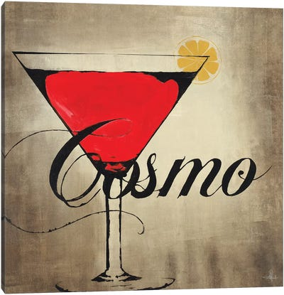 Cosmo Canvas Art Print