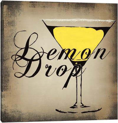 Lemon Drop Canvas Art Print