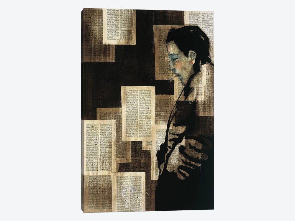 Mr. Hollywood by KC Haxton 1-piece Canvas Art