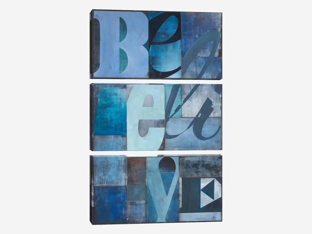 Believe by KC Haxton 3-piece Art Print
