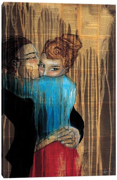 Punch Drunk Love Canvas Art Print