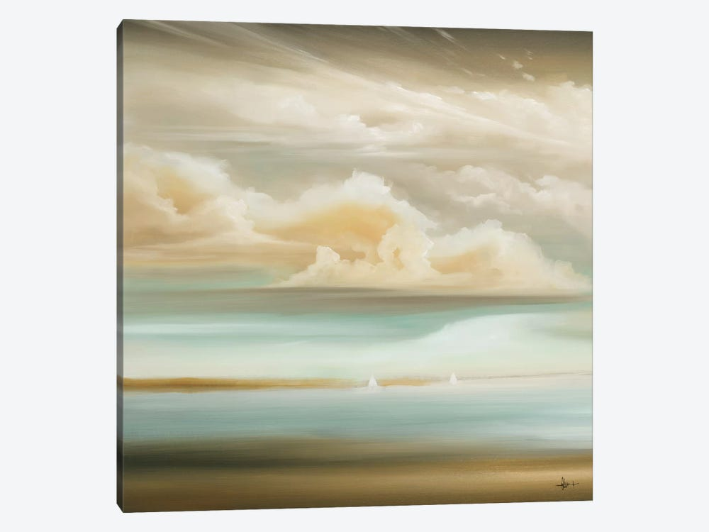 Today, Out I by KC Haxton 1-piece Canvas Art