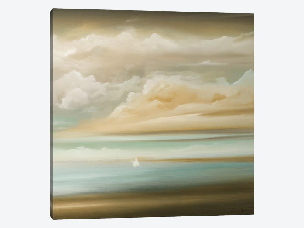 Today, Out II by KC Haxton 1-piece Canvas Print