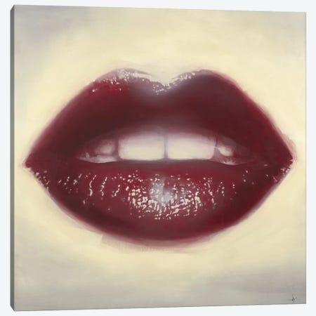 Velvet Canvas Print #HAX33} by KC Haxton Canvas Artwork