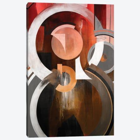 Focal Canvas Print #HAX35} by KC Haxton Canvas Art Print