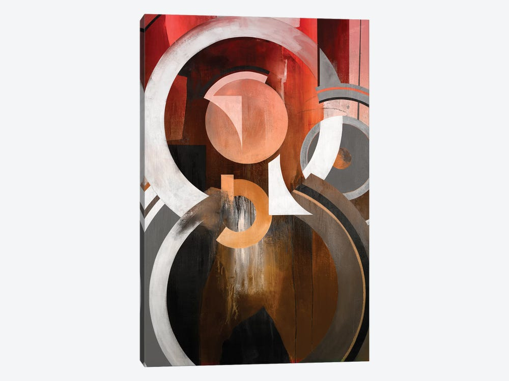 Focal by KC Haxton 1-piece Canvas Wall Art