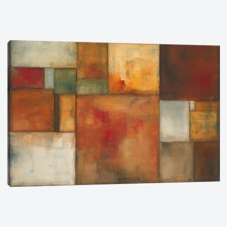 Mod Canvas Print #HAX8} by KC Haxton Canvas Wall Art