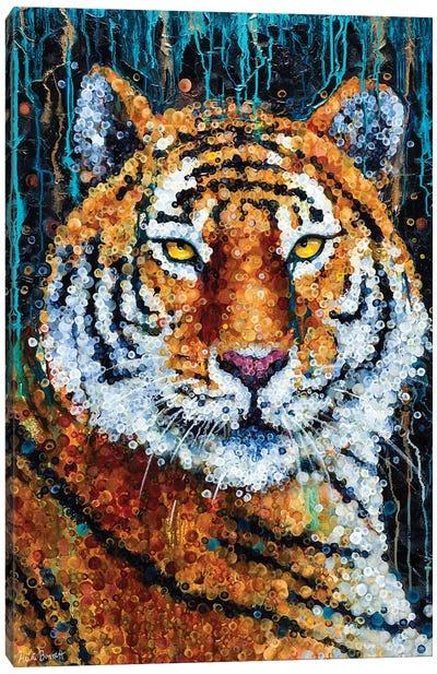 Richard Parker Canvas Art Print