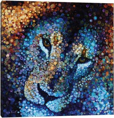 Beautiful Beast Canvas Art Print