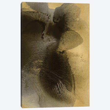 Circulate Gold III Canvas Print #HCA27} by Hannah Carlson Canvas Artwork