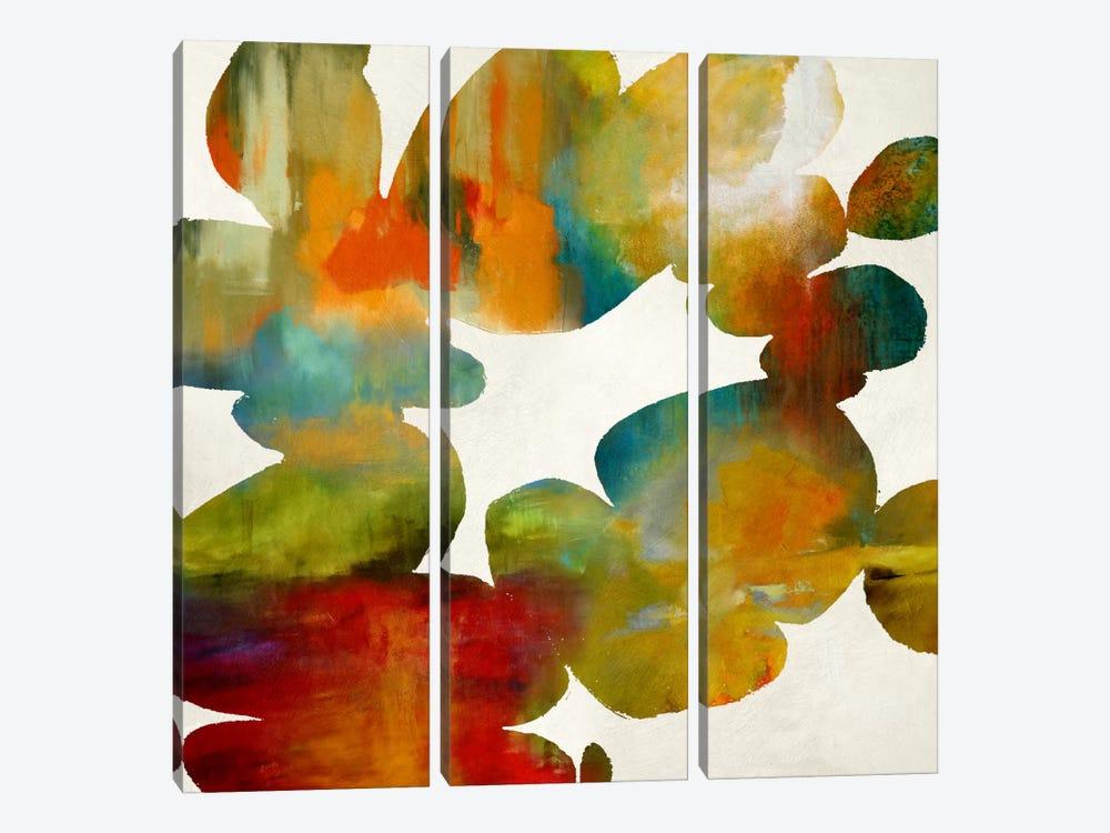 Allegory II by Hannah Carlson 3-piece Canvas Art Print