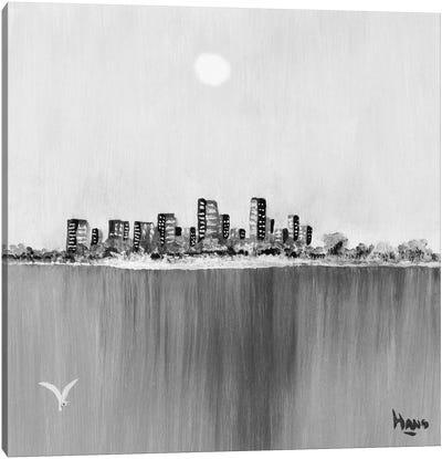 New York Skyline II Canvas Art Print