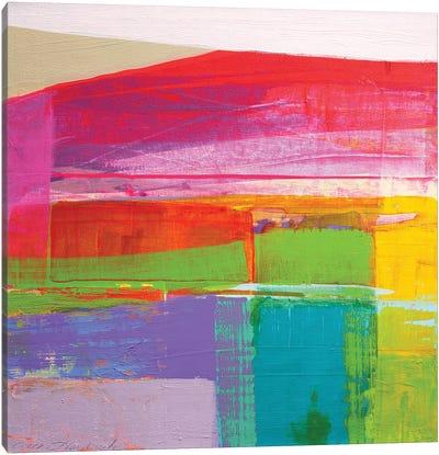 Landscape Design No. 3 Canvas Art Print
