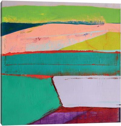 Landscape Design No. 6 Canvas Art Print