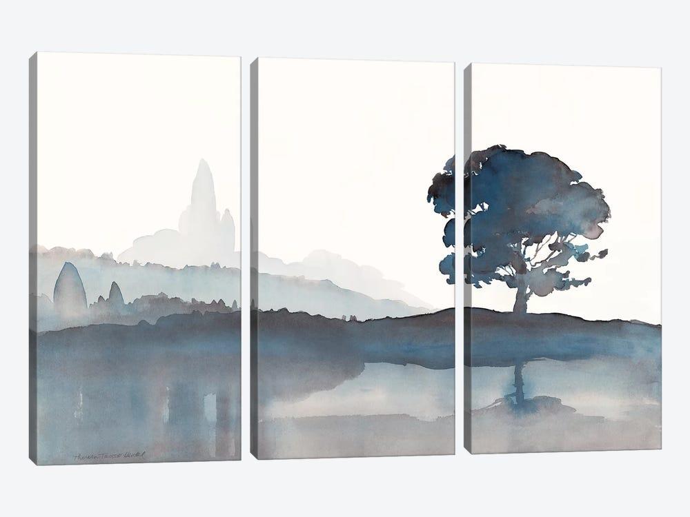 Serene Silhouette II by Theresa Heidel 3-piece Art Print