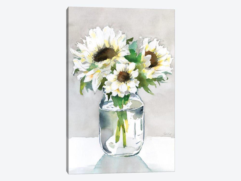 Sunflower II by Theresa Heidel 1-piece Art Print