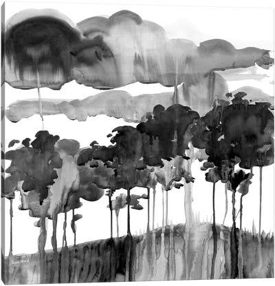Cerulean Sky Canvas Art Print