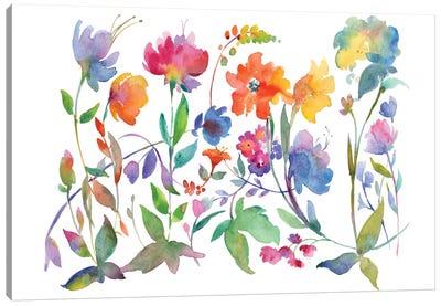 Sweet Emotions II Canvas Art Print