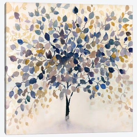 Past Autumn Canvas Print #HDL8} by Theresa Heidel Canvas Art