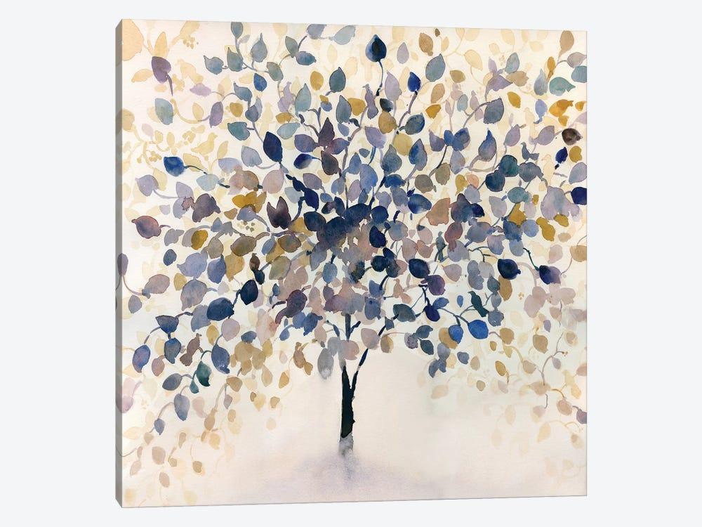 Past Autumn by Theresa Heidel 1-piece Canvas Art Print