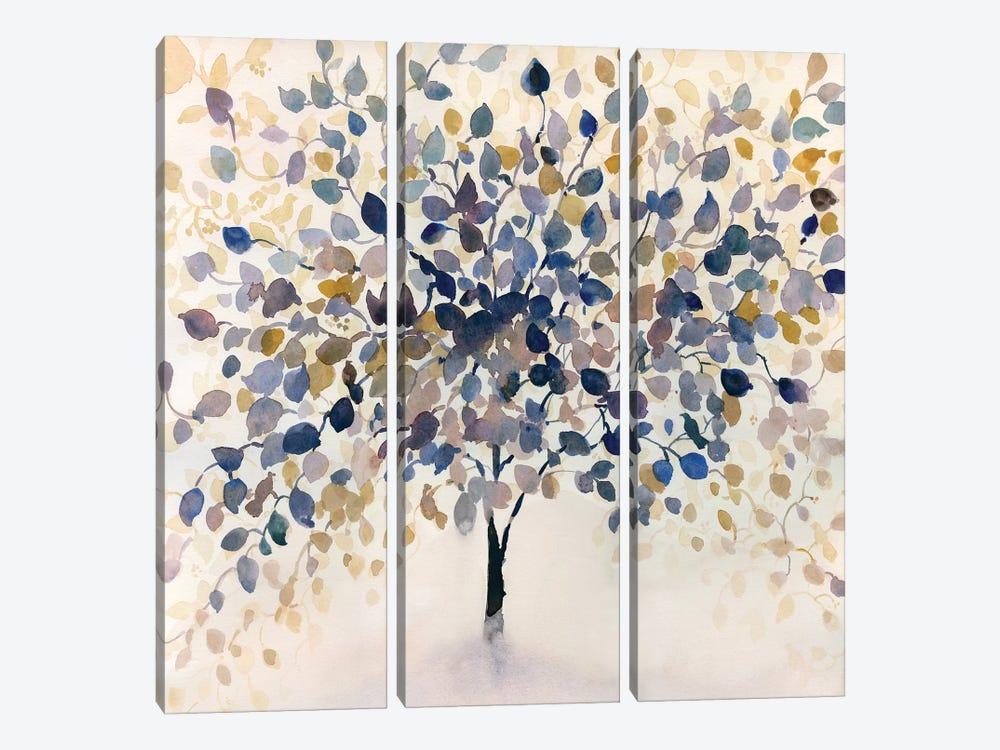 Past Autumn by Theresa Heidel 3-piece Canvas Art Print