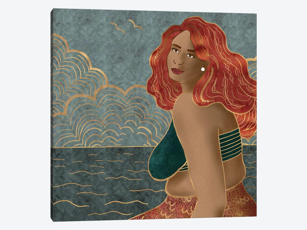 All Bodies Are Valid No Text IV by Holly Dunn 1-piece Canvas Print