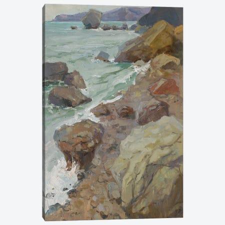 Cimmerian Coast Canvas Print #HDV18} by CountessArt Canvas Artwork