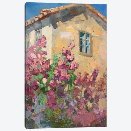 Lilac Canvas Print #HDV40} by CountessArt Canvas Art Print