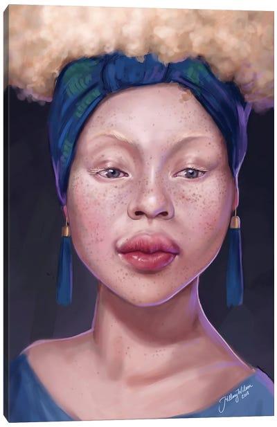 Hillary D Wilson I Canvas Art Print