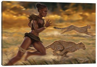 Hunt Canvas Art Print