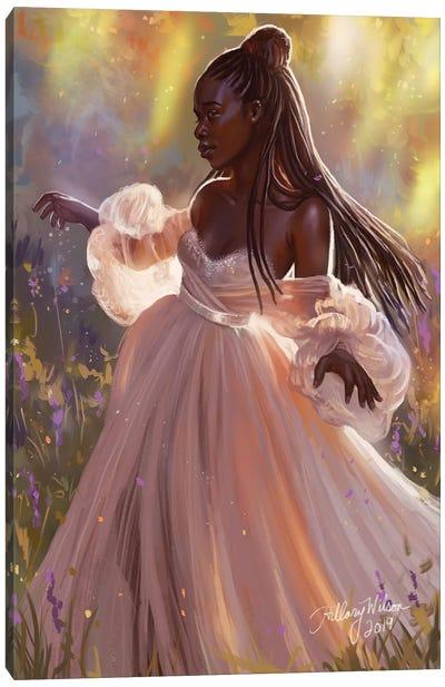 Princess Canvas Art Print