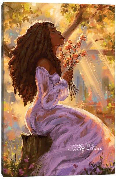 Wish Canvas Art Print